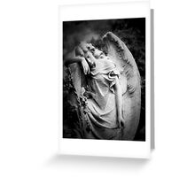 Midnight Angel Greeting Card