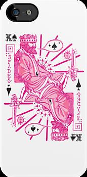 King of Spades by drawsgood