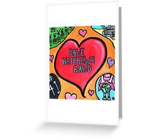DMB Tribute Greeting Card