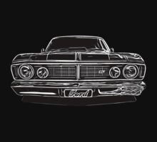 Ford Falcon GTHO by Clintpix