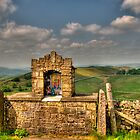 Roadside Shrine by David J Knight