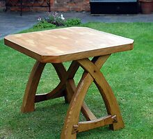 CROFT HOUSE FURNITURE ARTISAN STEVE MALLENDER - CRUICK TABLE NO:3 by Tuartkatz