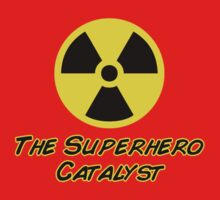 The Superhero Catalyst by Jonathan Carre