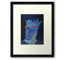 Expressionist Painting Framed Print