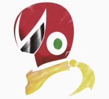 Protoman Helmet Shirt by thedailyrobot