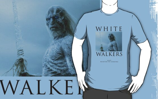 White Walkers - Game of Thrones by WarnerStudio