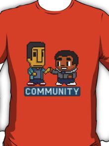 8 bit Team Trobed T-Shirt