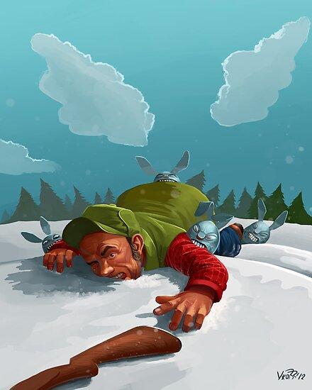 Bad Day by Roman Shipunov