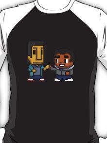 8 bit Team Trobed 2 T-Shirt