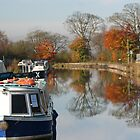 Forth & Clyde Canal  by Darrenadie