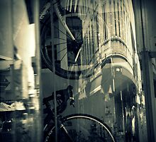 Bicycle Shop by Ben Loveday