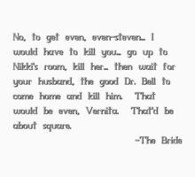 The Bride by Matthewlraup