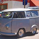 A Fast and Short VW Bus by the57man
