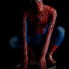 Amazing Spiderman by ctellis156