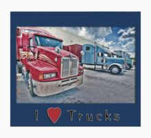 I Love Trucks-2 by emru