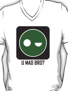Superintendent U MAD BRO? (Winking SI) T-Shirt