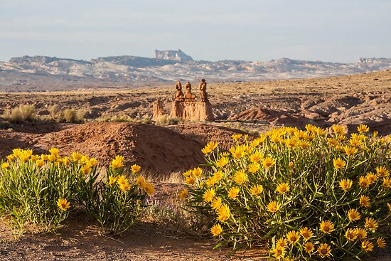 The Three Sisters by Shane Moss