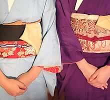 Graceful kimonos by emilycharlotte