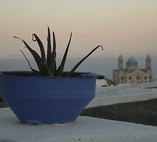 An afternoun in Paros by Pasho