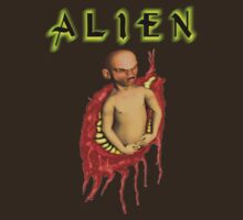 The Alien Thing - Human Genetic Infestation by DarkVotum