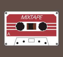 Mixtape Cassette Tape by Chillee Wilson by ChilleeWilson