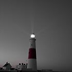 Portland Lighthouse by stswilliams