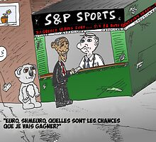 Caricature de Obama pour les News Options Binaires by Binary-Options