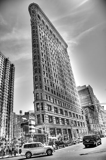 Flatiron by Paul Thompson Photography