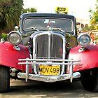 Classic Cuba by Tamaryn de Kock