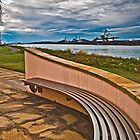 Spinaker Park Rotunda Gladstone Australia by PhotoJoJo