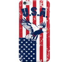 American Patriotic Eagle iPod / iPhone 5 Case / iPhone 4 Case  iPhone Case/Skin