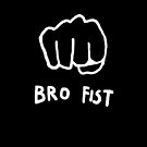 Bro fist - PewDiePie Style by finalmomentum