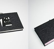 Front & Back : Toise n°1 - Artists Book  by Pascale Baud
