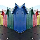 'Beach Huts' by Rob Booth