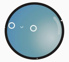 Uranus - Sticker by Sarah Crosby