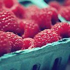 Rapberries by Shilpa Shenoy