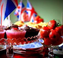 Jubilee afternoon tea by seanwareing