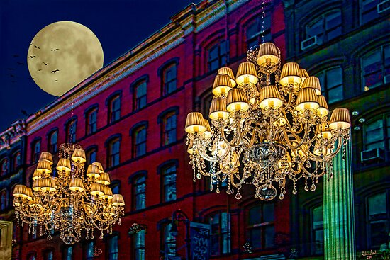 Street Lights by Chris Lord