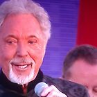 Sir Tom Jones  by Marie Brown ©