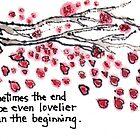 The Ending (Cherry Blossom Wisdom) by dosankodebbie
