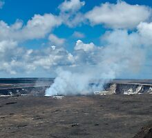 Kīlauea Activity - Hawaii Volcanoes National Park, Hawaii by Jason Heritage