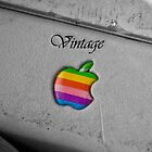 Vintage Apple iphone Case by Jessica Liatys