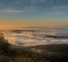 Hawkesbury Sunrise Lookout by Toma Iakopo | Tomojo Photography