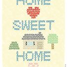 Home Sweet Home by nearsightedowl