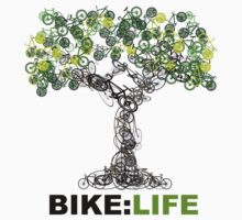 BIKE:LIFE tree by Nick  Taylor