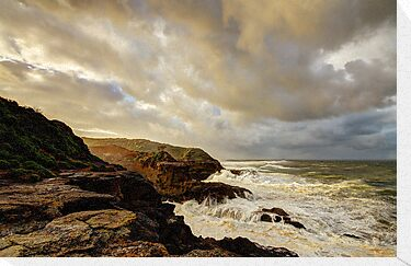Snapper Point - Storm Pending by Tam  Locke