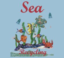 Ocean Recycling by joancaronil