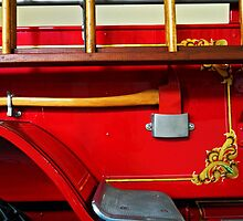 1925 Firetruck by debidabble