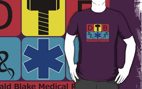 Donald Blake Medical Practice by amanoxford