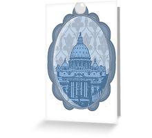 Vatican Cameo Greeting Card